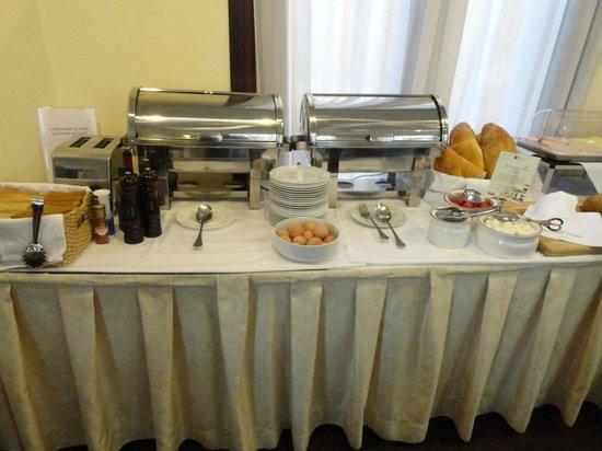 Best Western Premier Hotel Sant'Elena:                   déjeuner