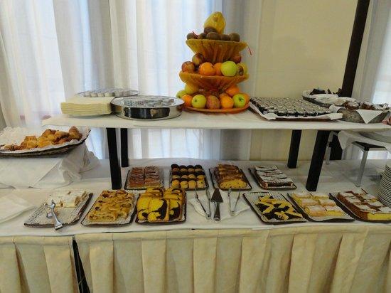 Best Western Premier Hotel Sant'Elena:                   Le déjeuner