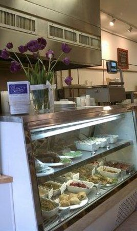 Photo of Cafe Inna's Kitchen at 19 Pelham St, Newton, MA 02459, United States