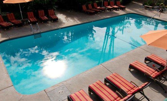 Santiago Resort:                   Surrene reflections of Palm Springs