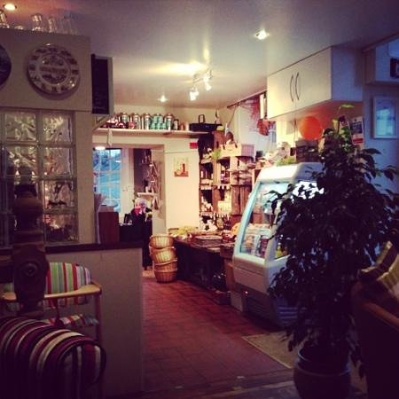 Rankin's Cafe:                   my favourite cafe - north queensferry