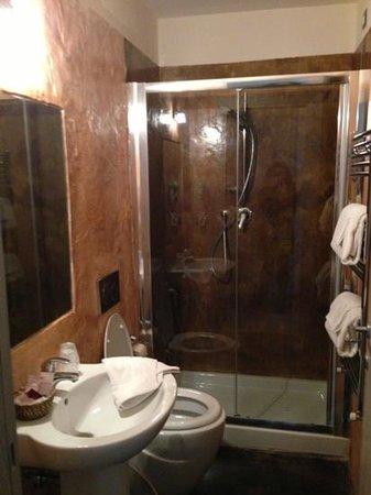 La Residenza di Michelangelo : Il bagno :)