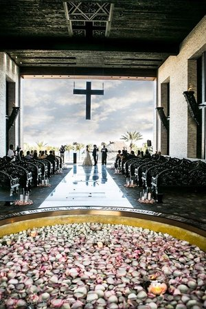 Cabo Azul Resort:                   The Chapel