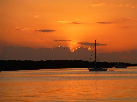 Casa Morada : Sunset!