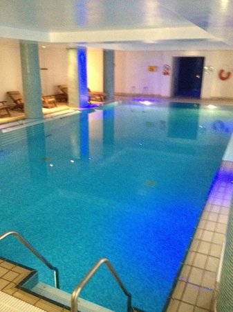 Pool Picture Of The Balmoral Hotel Edinburgh Tripadvisor