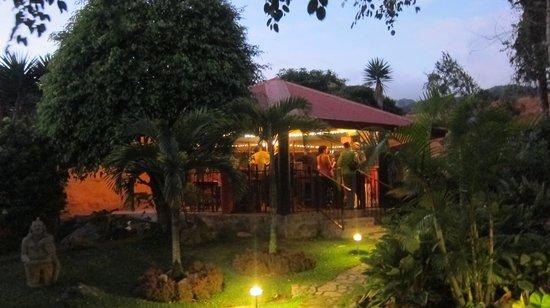 Boquete Garden Inn:                   Social Hour
