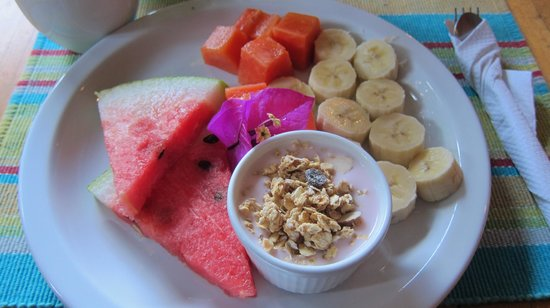 Boquete Garden Inn:                   Continental Breakfast