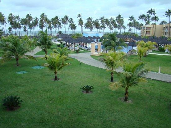 Iberostar Praia do Forte:                   vista desde el cuarto