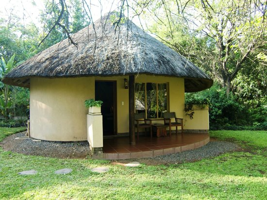 Aha Sefapane Lodge and Safaris:                   Onze cottage Eland
