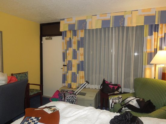 Hampton Inn Cocoa Beach/Cape Canaveral: room