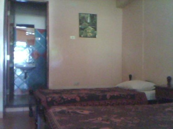 Cabinas Coco Azul: Two single bed