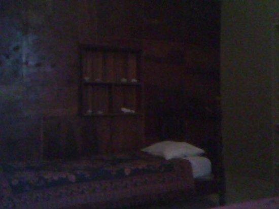 Cabinas Coco Azul: Single bed