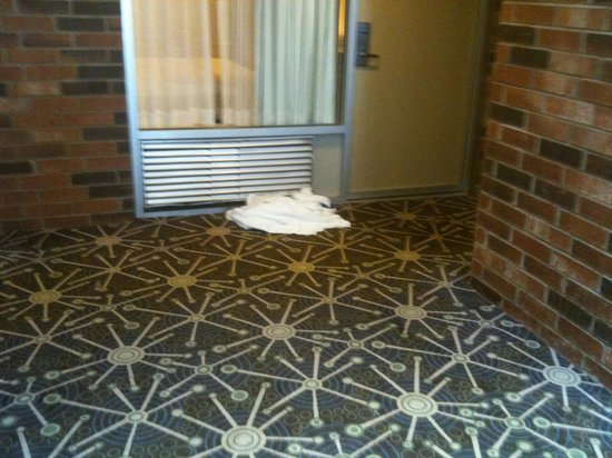 Holiday Inn Kalamazoo-West:                   Towels