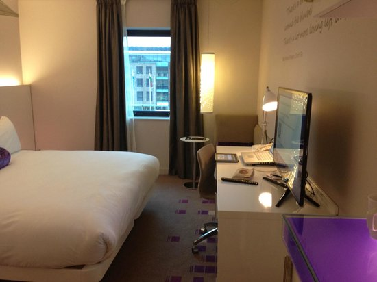 The Morrison, a DoubleTree by Hilton Hotel:                   Room