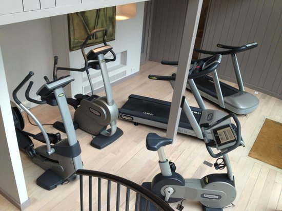 The Morrison, a DoubleTree by Hilton Hotel:                   Gym