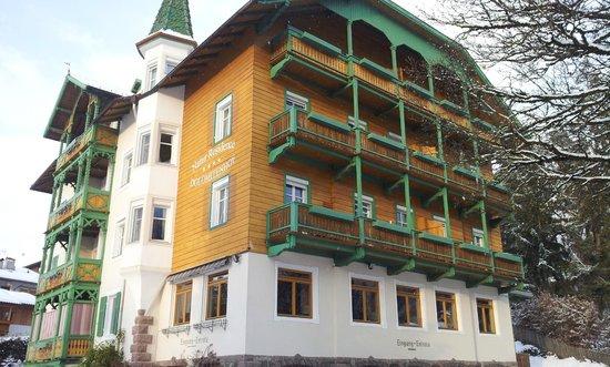 NaturResidence Dolomitenhof:                   Dolomitenhof