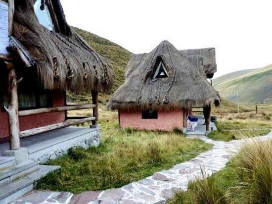 Estrella del Chimborazo:                   El Lodge