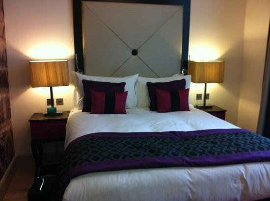 Hotel Indigo London Kensington:                   Room 102