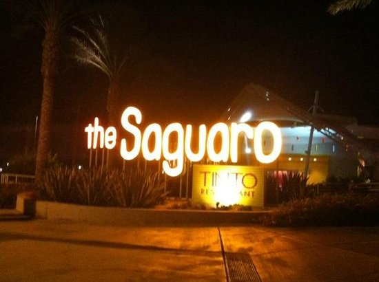 The Saguaro Palm Springs:                                     Welcome to the Saguaro