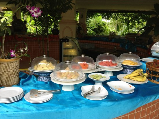 Khaolak Orchid Beach Resort:                                     Breakfast