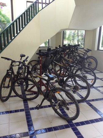Khaolak Orchid Beach Resort:                                     Bicycle rental