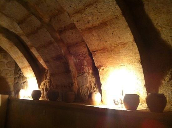Sinasos History Cave Hotel:                   cube