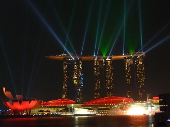 Marina Bay Sands:                   Marina Bay Sands                 