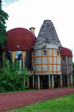 andBeyond Ngorongoro Crater Lodge:                   Main lodge, south camp