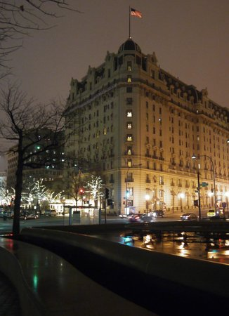Willard InterContinental Washington:                   front