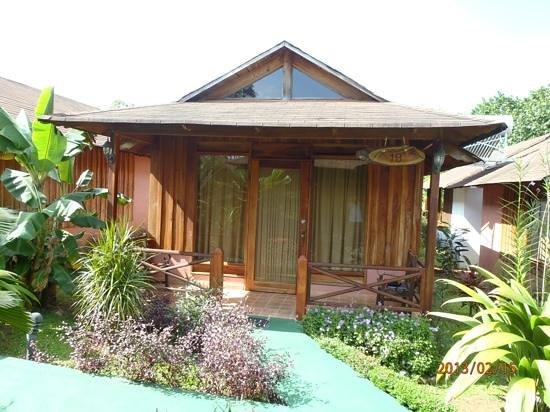Hotel Arenal Montechiari:                   my cabin