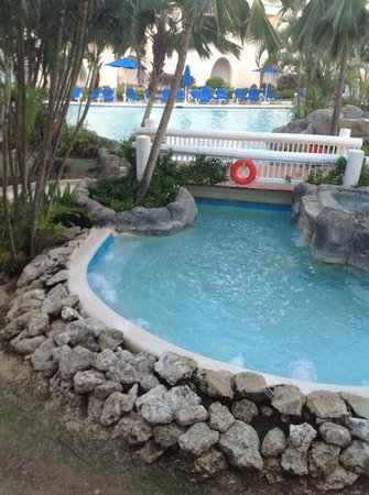Turtle Beach by Elegant Hotels:                   pool