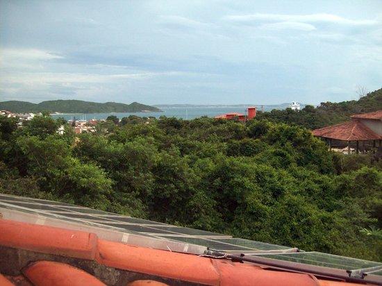 Hotel La Foret: Vista al mar