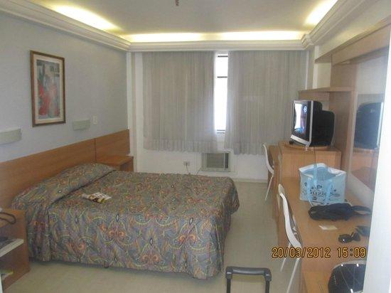 Copa Sul Hotel: Habitación del Hotel