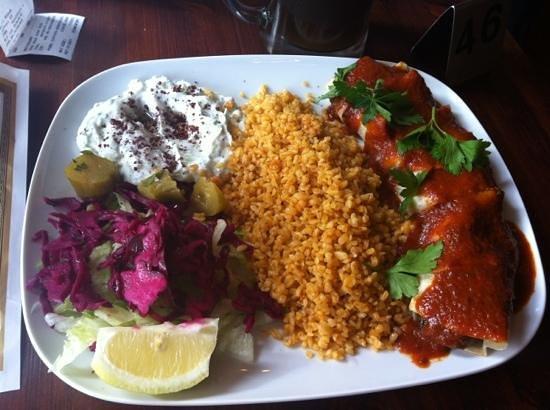 Safir kebab:                   number 36. - very tasty!!!
