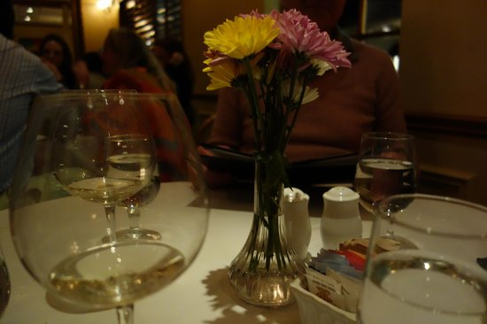 Chez Jean Pierre: Lovely Table