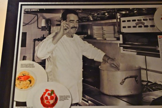 Chez Jean Pierre: The Chef