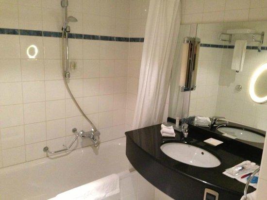 Radisson Blu Hotel Amsterdam Airport: Bathroom
