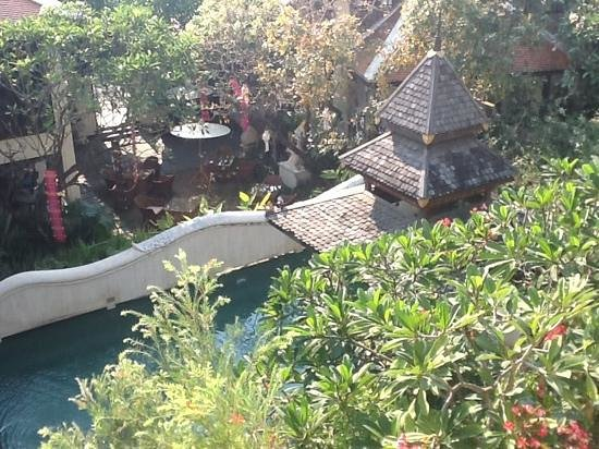 Puripunn Baby Grand Boutique Hotel:                   from my balcony                 