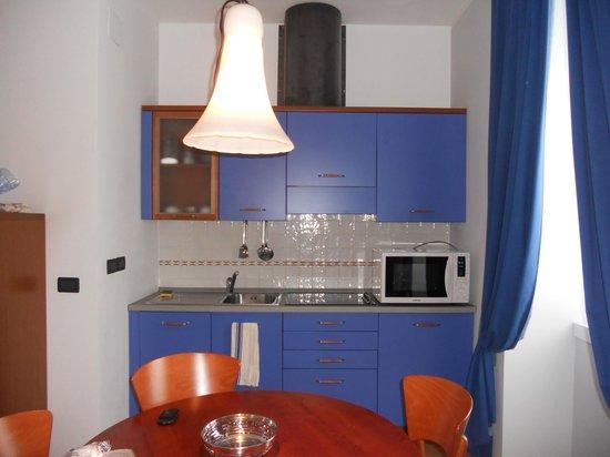 Residence San Giusto:                   cucina