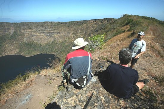 Pinolero Tours Day Tours: Tour to Cosiguina volcano Natural Reserve in Chinandega