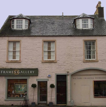 Frames Gallery: Gallery Frontage