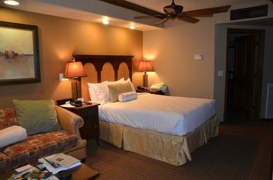 Sedona Summit Resort: bedroom