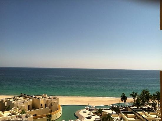 Marquis Los Cabos All-Inclusive Resort & Spa:                   view from room 414