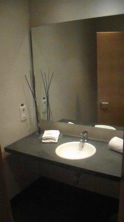 Eurostars Lucentum :                   Salle de bain