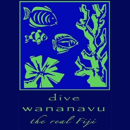 Rakiraki, Fiji:                                                       Dive Wananavu Fiji Logo