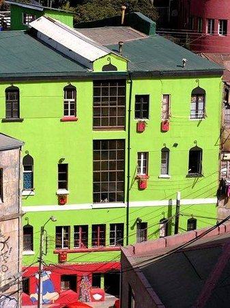 Casa Verde Limon : Exterior