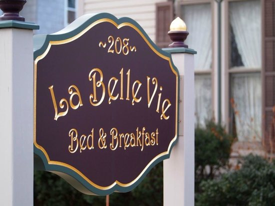 La Belle Vie Bed & Breakfast: La Belle Vie