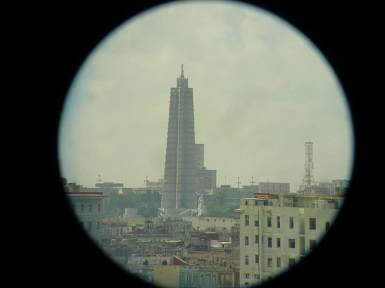 CasavanaCuba: Spy glass from the fort