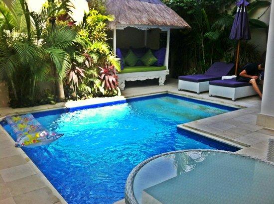 Bermimpi Bali Villas:                   Orchid Villa