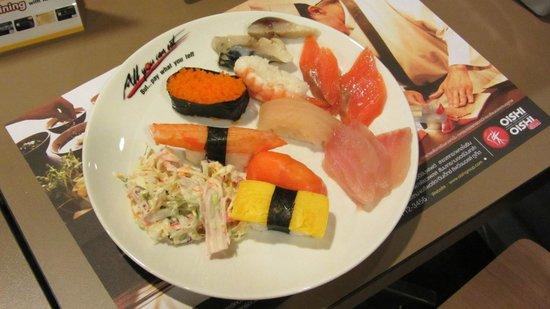 Oishi Japenesse Buffett